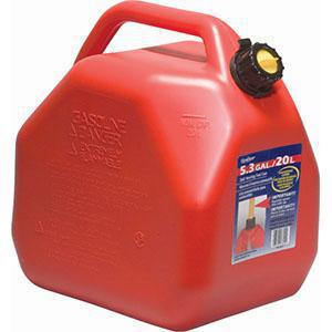 OTTOMAN ENTERPRISES 7622 Jerry Can 5 3 gal (US) Polyethylene