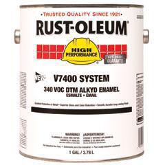 RUST-OLEUM 245488 Alkyd Enamel Spray Paint Rust