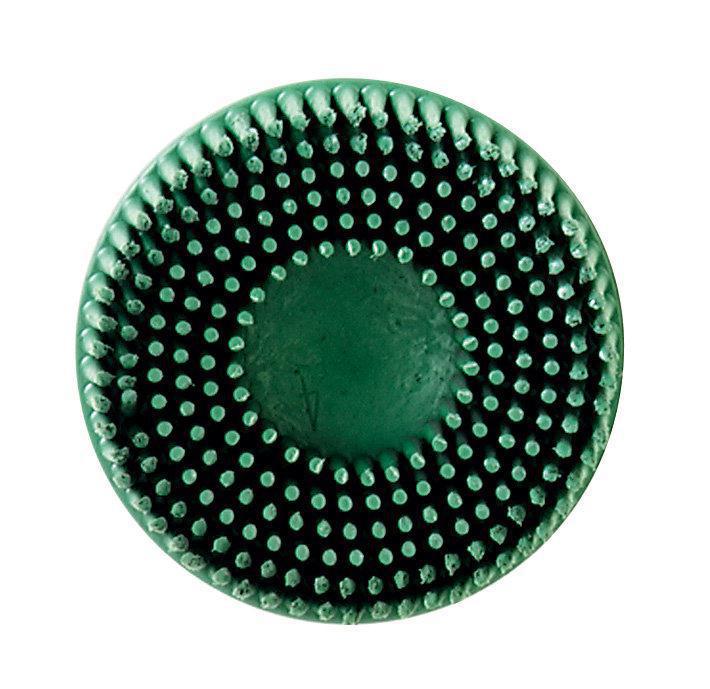 3M SB18733 Scotch-Brite™ Bristle Disc 120 Grit 2 in Ceramic