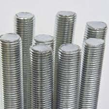 H  PAULIN 141-554 Threaded Rod B7 1/2-13 Yellow Zinc