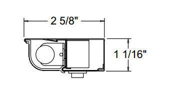 [SCHEMATICS_4FR]  ACUITY UFL12-WH Juno Under Cabinet Fixture 8 W White, Matte Direct Outlet,  Symmetric | Juno Transformer Wiring Diagram |  | SESCO