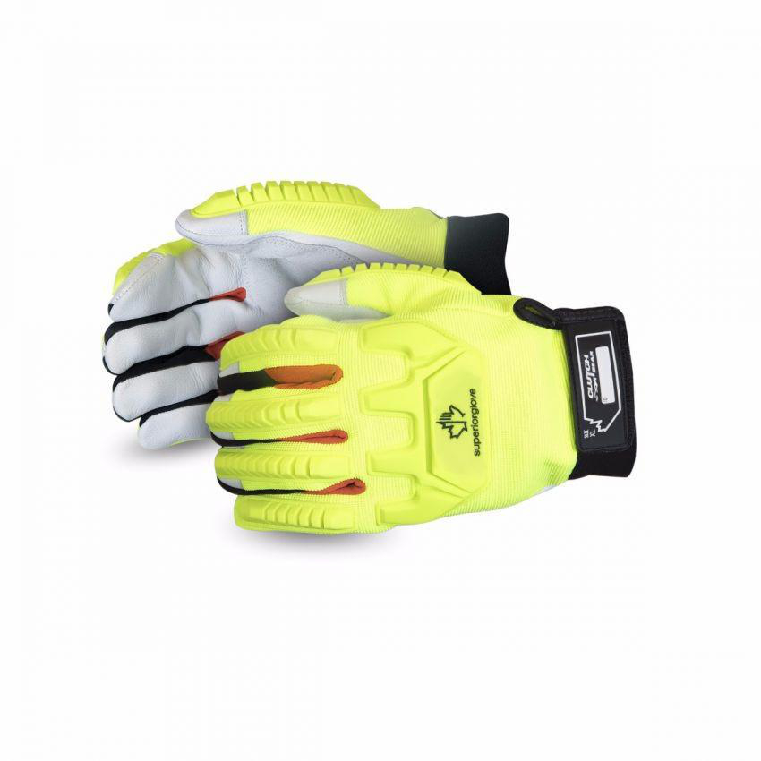 Wolf Washable Rigger Gloves Ladies