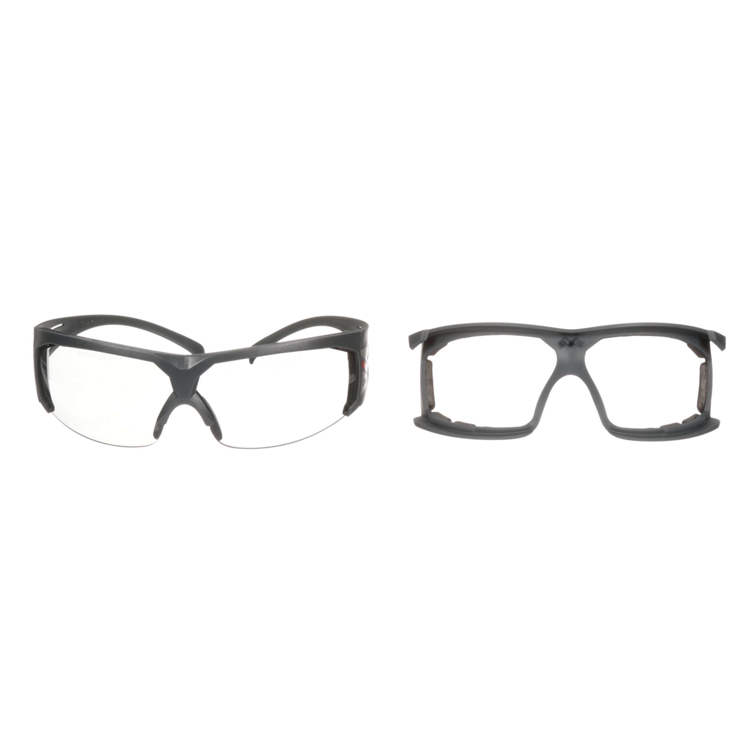 3M SF607SGAF-FM SecureFit™ Safety Glasses Gray Lens