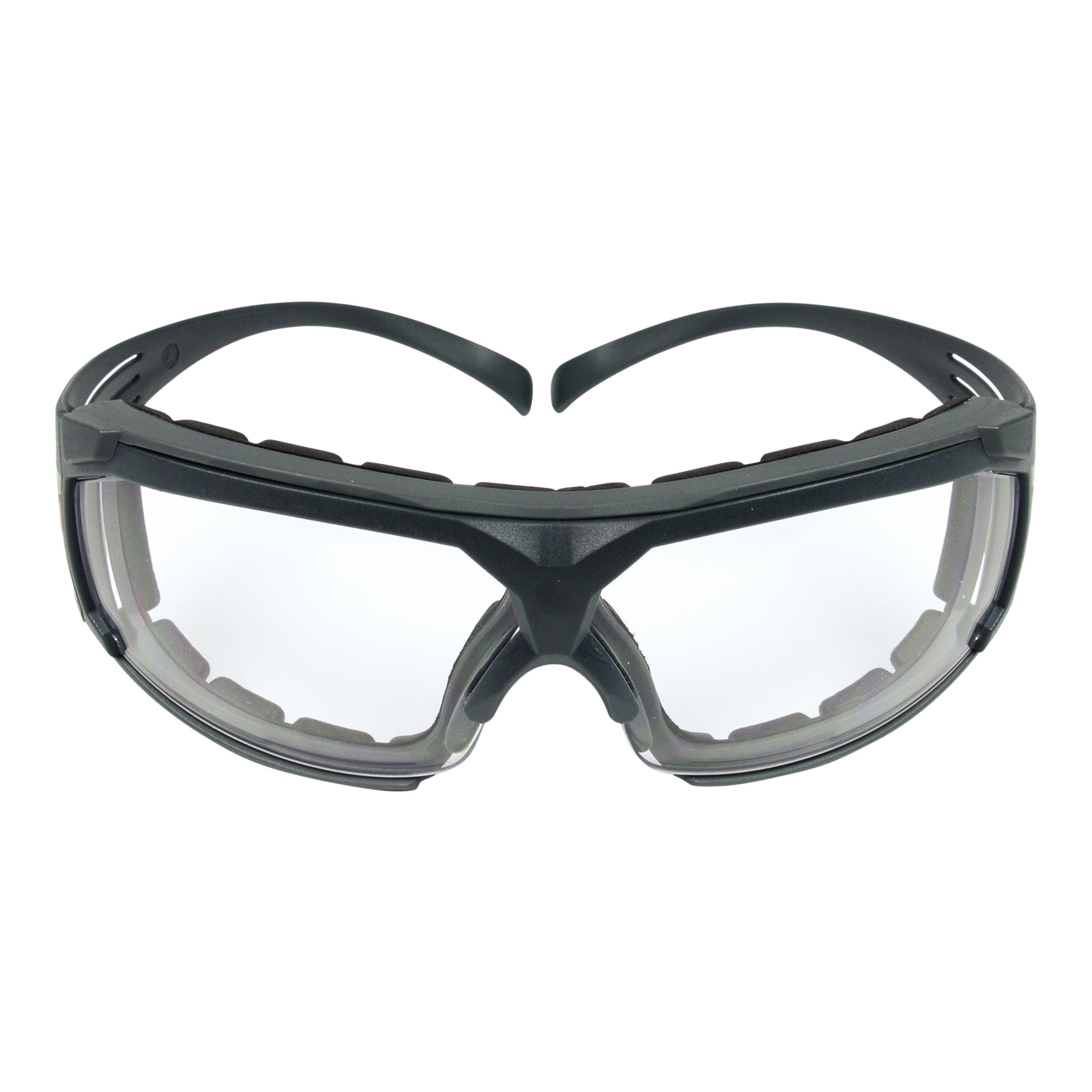 3M SF601SGAF-FM SecureFit™ Safety Glasses Clear Lens