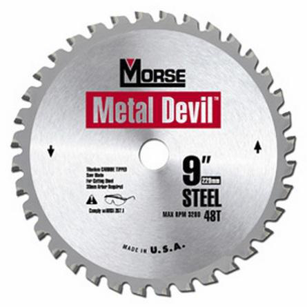 THE MK MORSE COMPANY CSM65040NSC Metal Devil® NXT