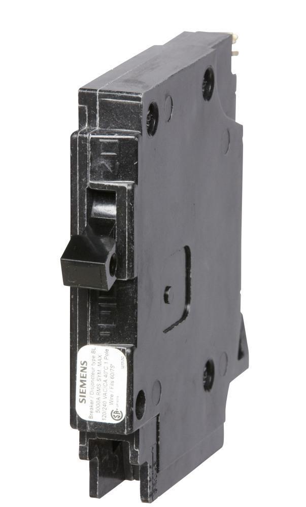 Siemens Bl1050 Blue Line Circuit Breaker Bl Ite 50 A 1 P