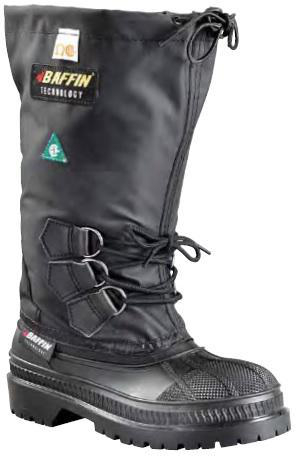 4d226294a09 BAFFIN 8757-1251-8 Bushpac Safety, Oil Rig Safety Boots Size 8 ...